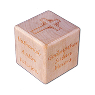 Christening / Baptism Block