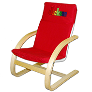 Embroidered Canvas Chairs