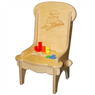 Child S Puzzle Chair Damhorst Toys Amp Puzzles Inc Store