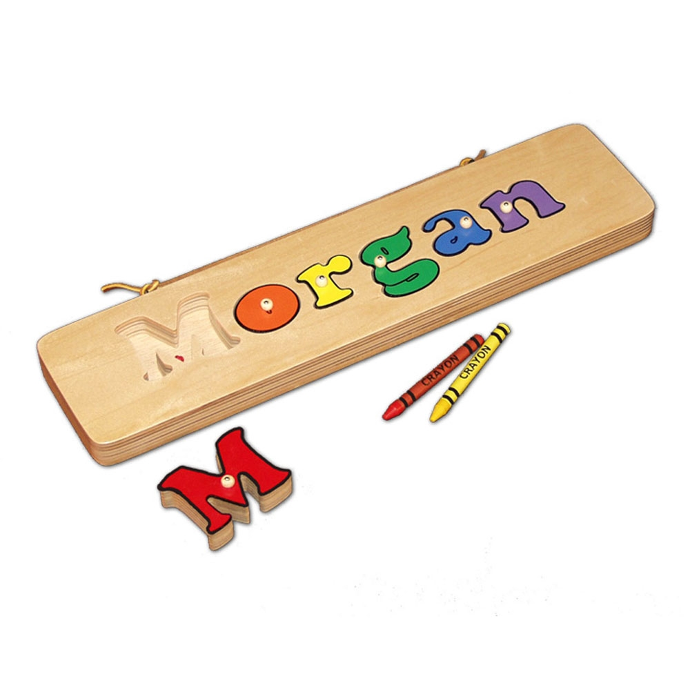 My Name Board Puzzle 1 Name Damhorst Toys Amp Puzzles